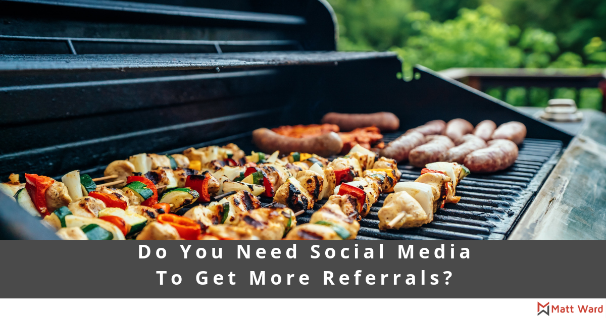 Do You Need Social Media for Referrals?